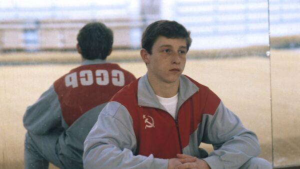 Член сборной СССР по спортивной гимнастике Виталий Щербо - Sputnik Беларусь