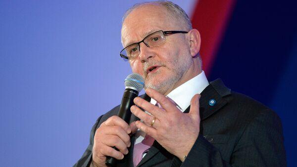 Президент Международного паралимпийского комитета Филип Крэйвен - Sputnik Беларусь