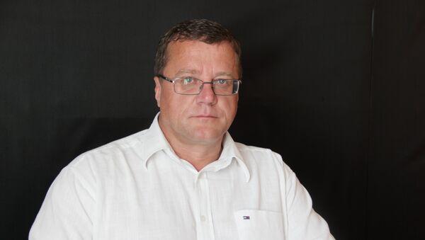 Председатель общественного объединения Паралимпийский комитет Республики Беларусь Олег Шепель - Sputnik Беларусь