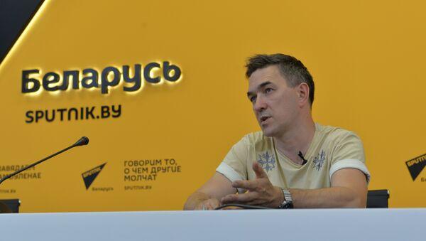 Дызайнер Іван Айплатаў - Sputnik Беларусь
