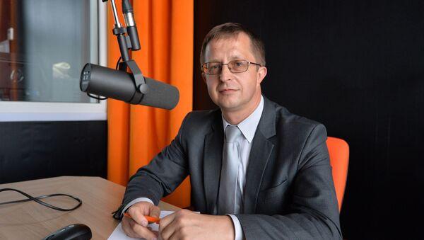 Официальный представитель министерства спорта и туризма Владимир Нестерович - Sputnik Беларусь