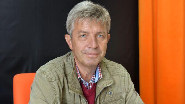 Врач-терапевт Игорь Волынец - Sputnik Беларусь