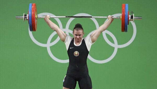 Дарья Наумова в финале Олимпиады - Sputnik Беларусь