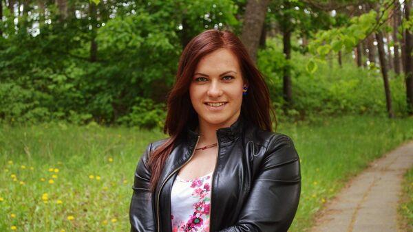 Дарья Наумова, архивное фото - Sputnik Беларусь
