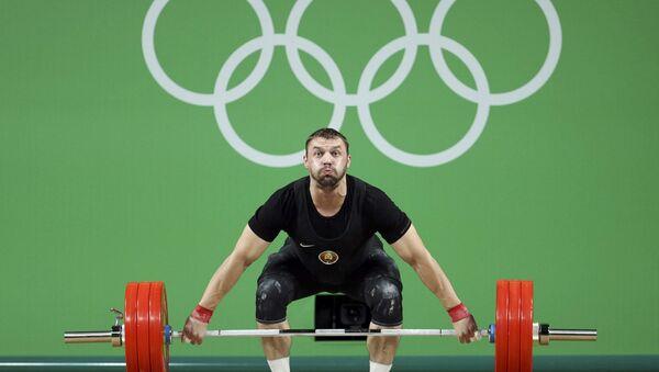Вадим Стрельцов на Олимпиаде в Рио - Sputnik Беларусь