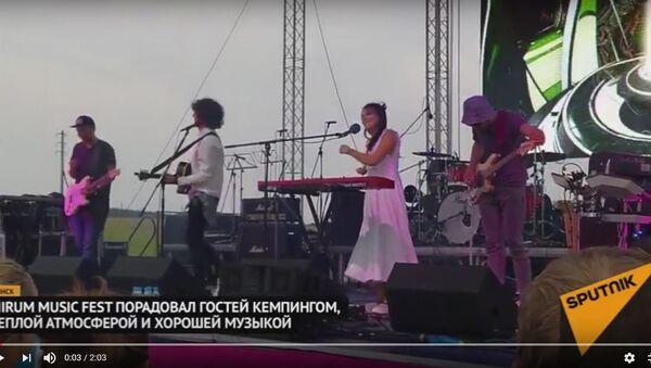 Выступление группы Onuka - Sputnik Беларусь
