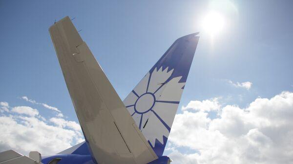 Авиакомпания Белавиа представила первый Boeing  - Sputnik Беларусь