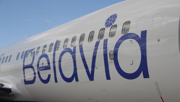 Авіякампанія Белавія - Sputnik Беларусь