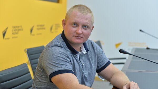 Политолог Александр Шпаковский - Sputnik Беларусь