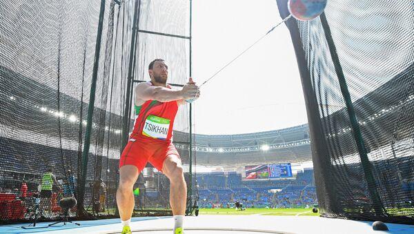 Белорусский легкоатлет Иван Тихон - Sputnik Беларусь