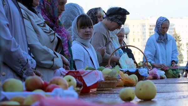 Яблочный Спас - Sputnik Беларусь