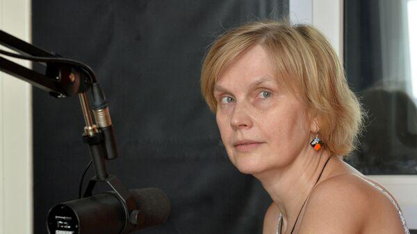 Председатель благотворительного общественного объединения ЗООшанс Ольга Карпова - Sputnik Беларусь