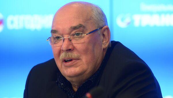 Руководитель фестиваля Спасская башня Сергей Смирнов - Sputnik Беларусь
