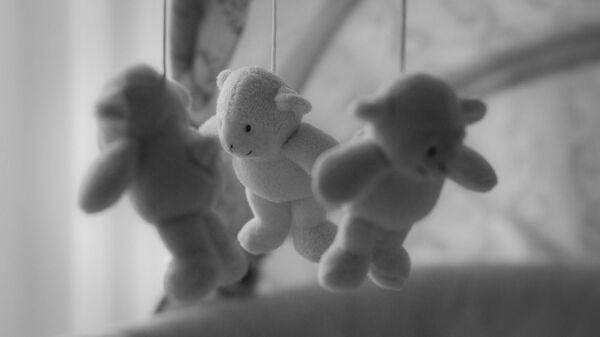 Детская карусель над кроваткой - Sputnik Беларусь