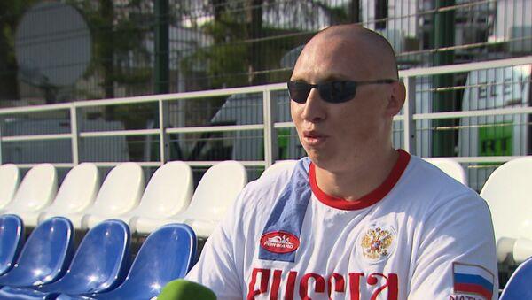 Российские паралимпийцы об отстранении сборной от Игр-2016 в Рио - Sputnik Беларусь
