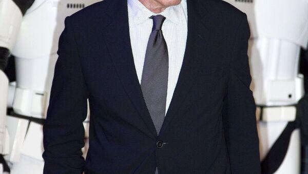 Актер Харрисон Форд на премьере фильма Звездные войны: Пробуждение силы - Sputnik Беларусь