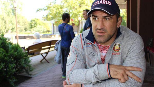 Борец Ибрагим Саидов - Sputnik Беларусь