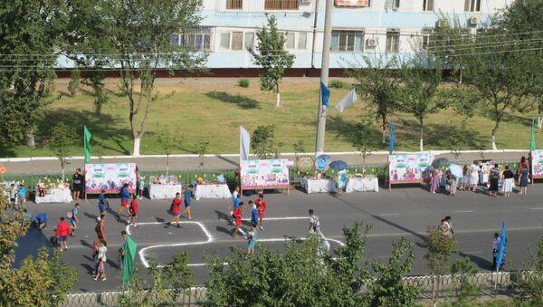 В Ташкенте начались праздничные гулянья в честь Дня независимости - Sputnik Беларусь