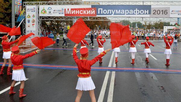 Мінскі паўмарфон, архіўнае фота - Sputnik Беларусь
