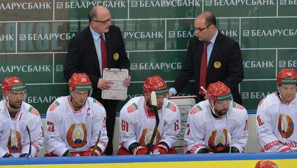 Сборная Беларуси по хоккею - Sputnik Беларусь
