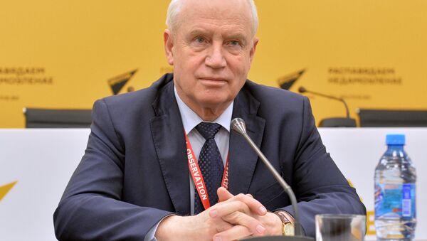 Сяргей Лебедзеў - Sputnik Беларусь