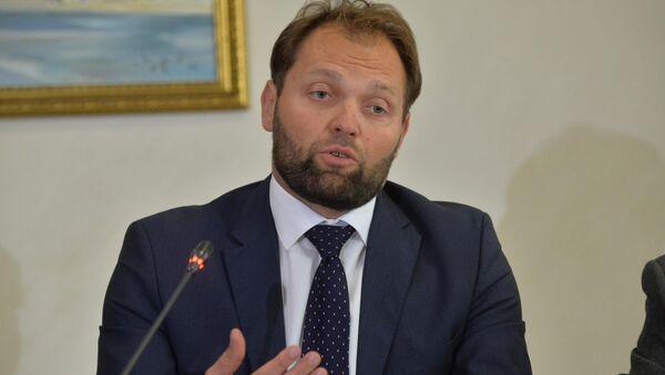 Директор департамента окружающей среды Литвы Виталиус Ауглис - Sputnik Беларусь