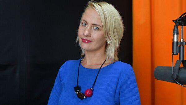 Татьяна Харлинская - Sputnik Беларусь