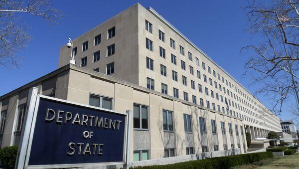 Госдепартамент США - Sputnik Беларусь