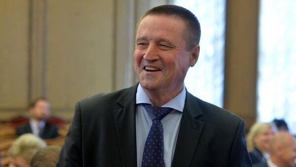 Министр сельского хозяйства и продовольствия Республики Беларусь Леонид Заяц - Sputnik Беларусь