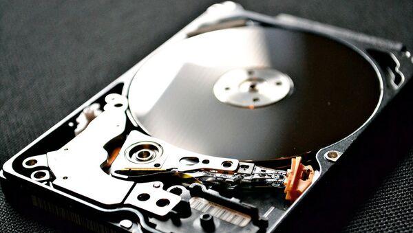 Жесткий диск. Архивное фото - Sputnik Беларусь