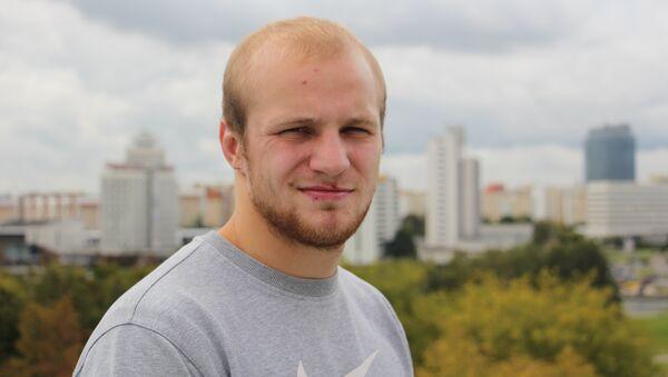 Беларускі баец Муравіцкі - Sputnik Беларусь