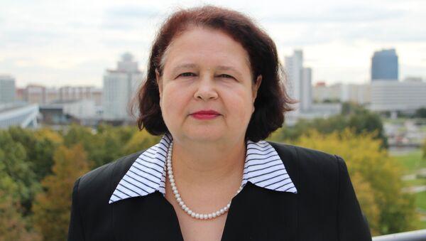 Алена Сямак - Sputnik Беларусь