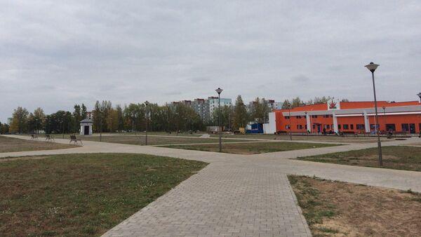 Тут павінен быць парк - Sputnik Беларусь
