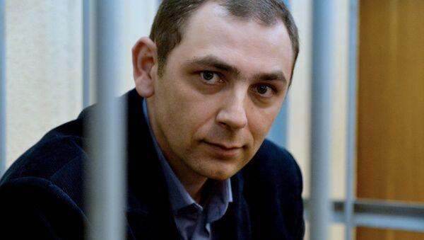 Бывший генеральный директор хоккейного клуба Динамо-Минск Максим Субботкин - Sputnik Беларусь