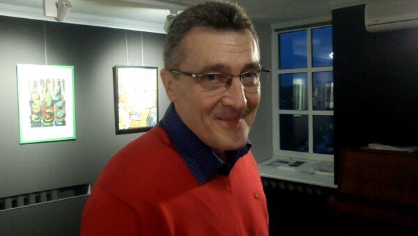 День рождения Адама Глобуса: выставка-сюрприз! - Sputnik Беларусь