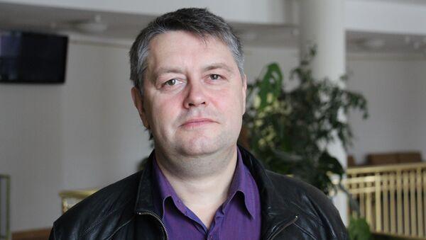 Сергей Палагин - Sputnik Беларусь
