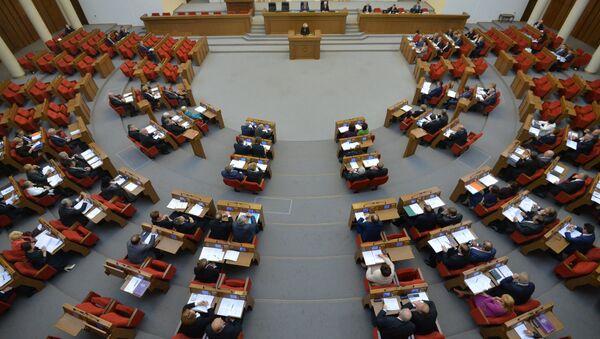 Десятая и последняя сессия Палаты представителей Национального собрания Беларуси пятого созыва - Sputnik Беларусь