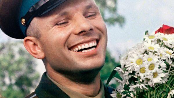 Весь мир знал лучезарную улыбку Юрия Гагарина - Sputnik Беларусь