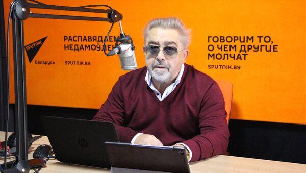 Белорусский режиссер Александр Ефремов - Sputnik Беларусь