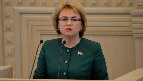 Мар'яна Шчоткіна - Sputnik Беларусь