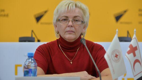 Іна Лемяшэўская - Sputnik Беларусь