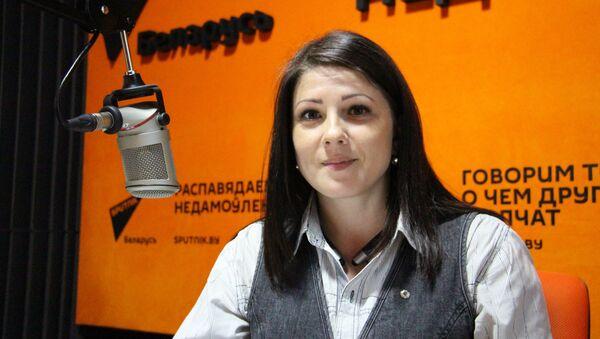 Елена Семенова - Sputnik Беларусь