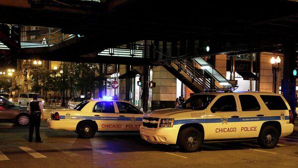 Chicago Police - Sputnik Беларусь