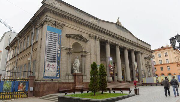 Нацыянальны мастацкі музей - Sputnik Беларусь