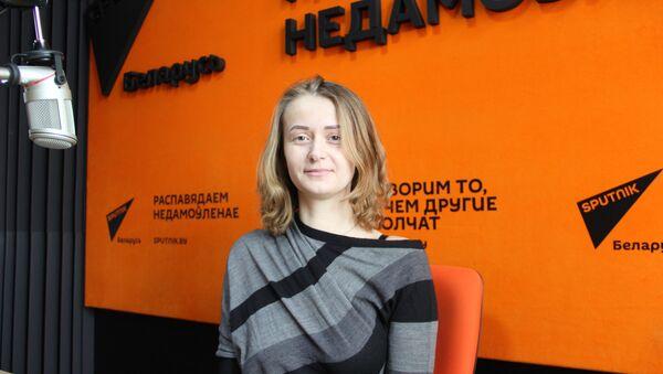 Библиофеечка Ольга Вовк - Sputnik Беларусь