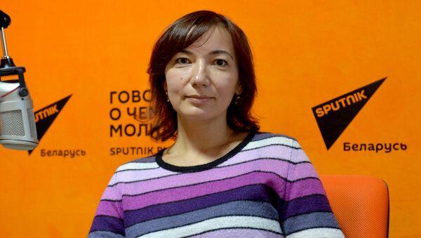 Елена Черышева - Sputnik Беларусь