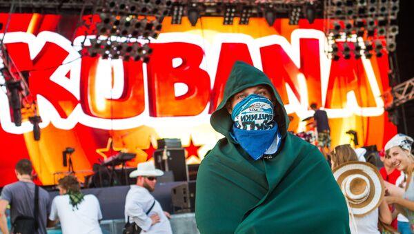 Фестиваль Кубана, архивное фото - Sputnik Беларусь