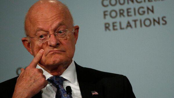 Директор американской национальной разведки Джеймс Клэппер - Sputnik Беларусь