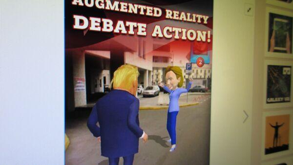 Игра Debates GO на сервисе Google Play - Sputnik Беларусь