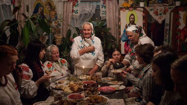 Белорусские народные традиции: деревня Погост - Sputnik Беларусь